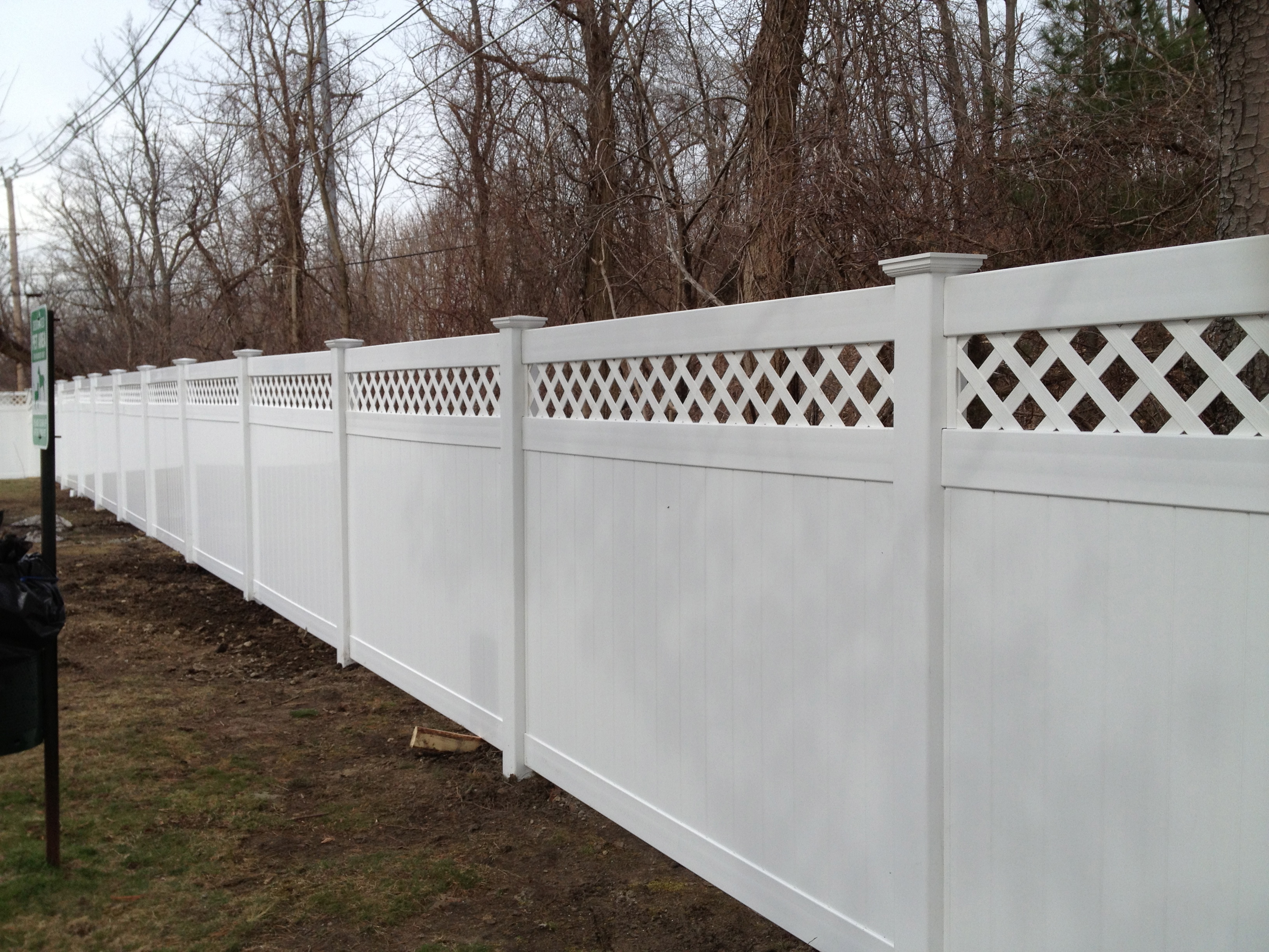 Vinyl Gallery   Click to view all photos. Sentry Fence  Vinyl Fencing Provider Company   Sentry Fence   Iron