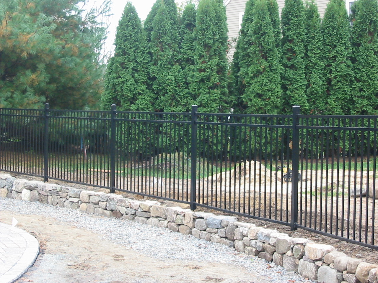 Ornamental Fencing Sentry Fence Amp Iron Company